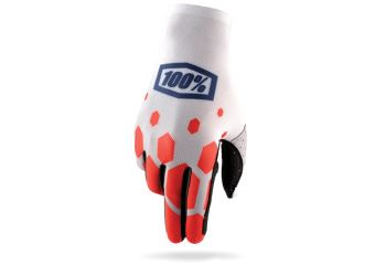 100% Celium Glove (red)