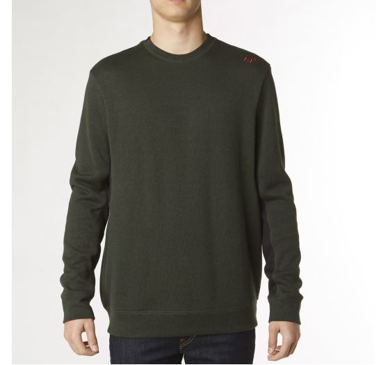 Fox Twisted Crew Fleece