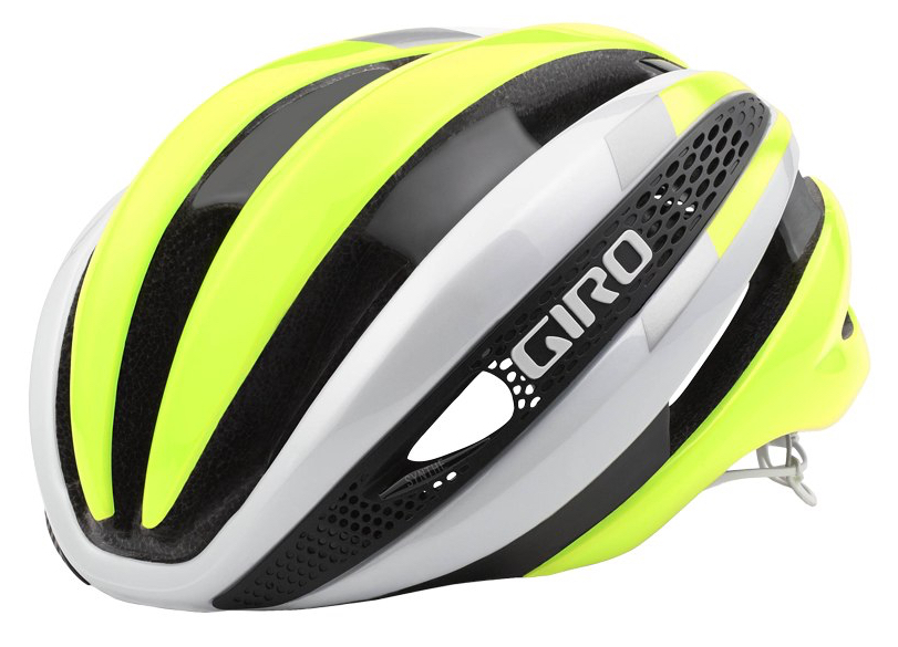 Giro Synthe (white/yellow)