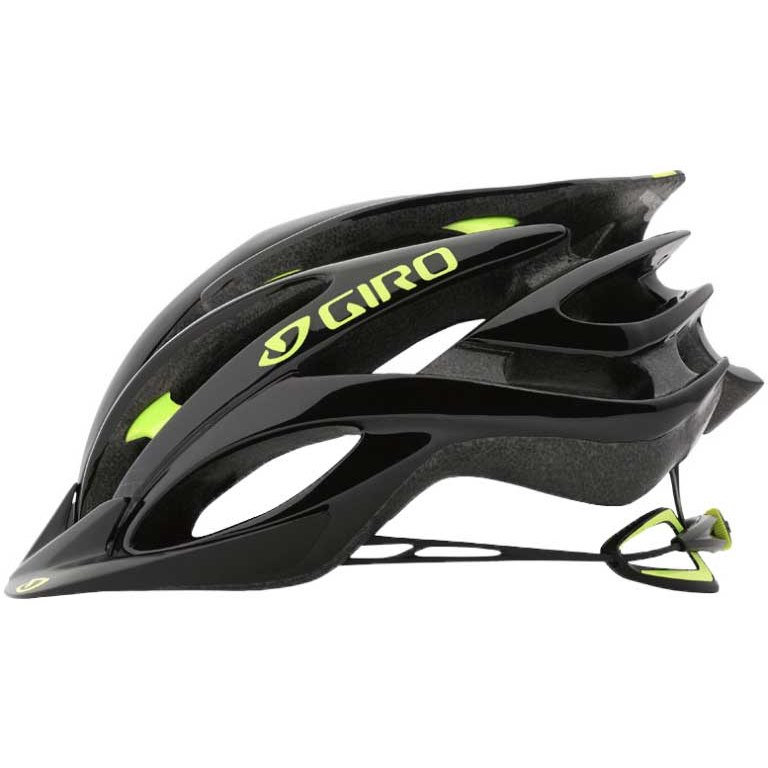 Giro Fathom (black/highlight yellow)