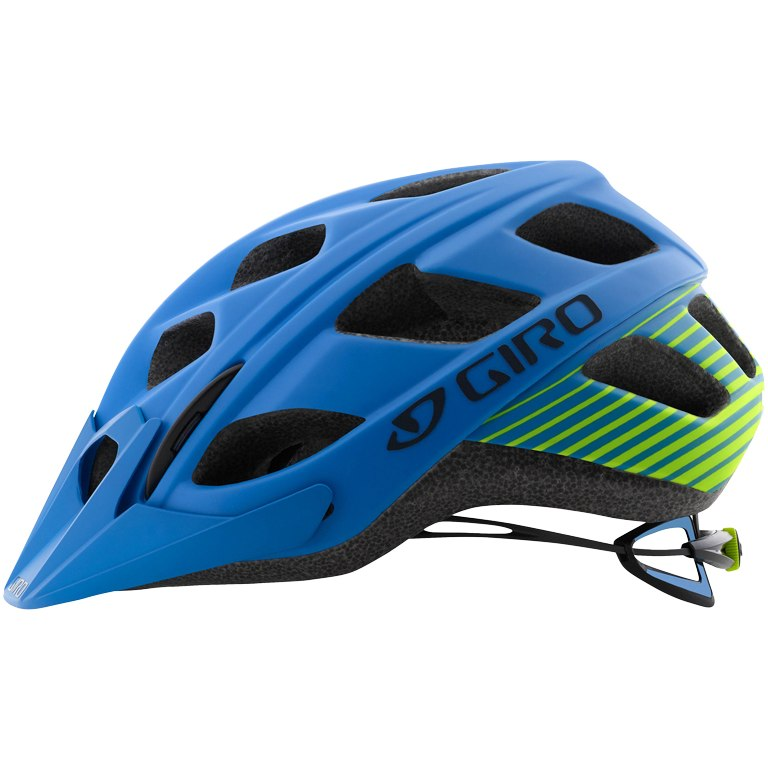 Giro Hex (blue/lime)