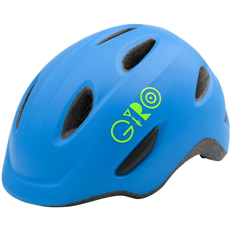 Giro Scamp (blue/lime)