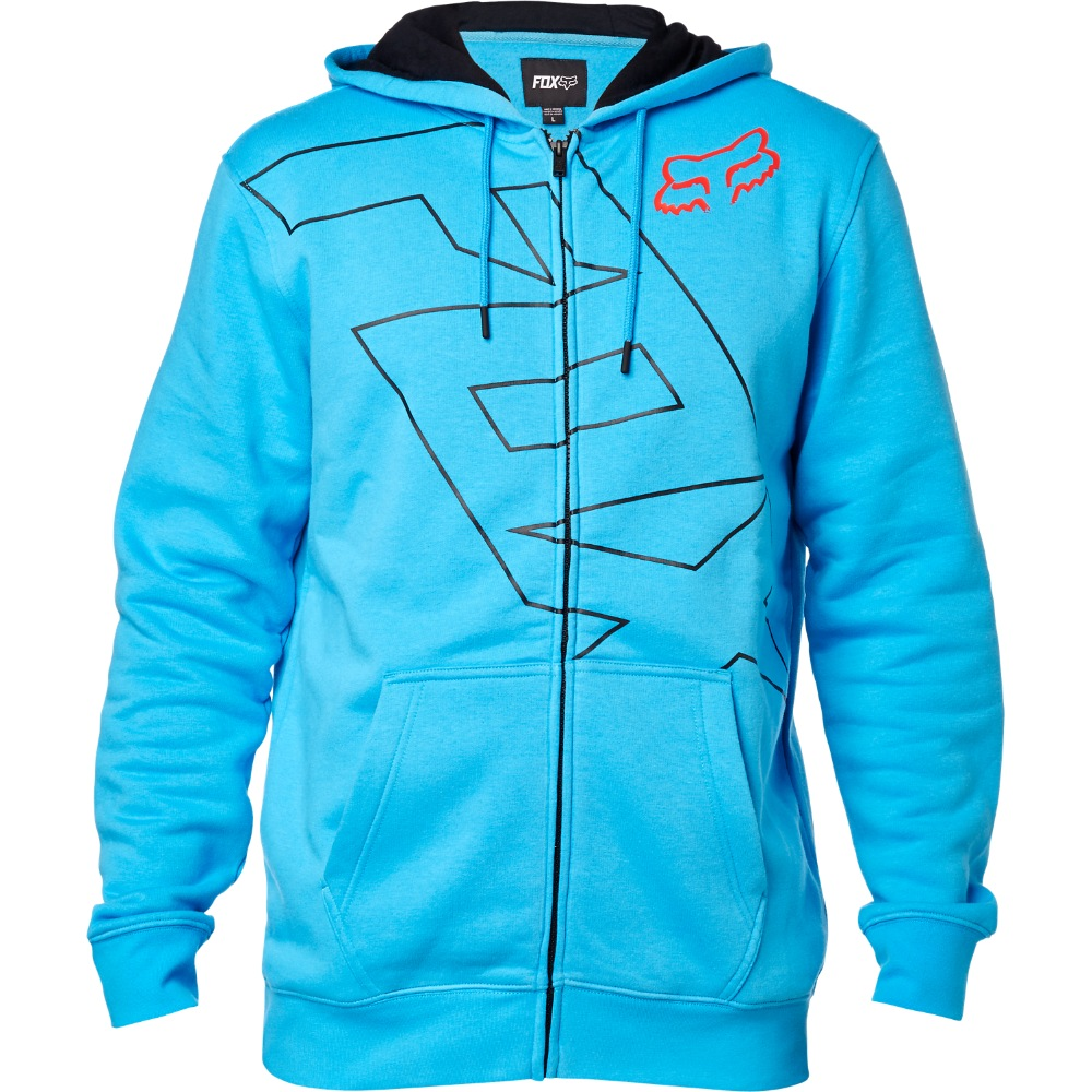 Fox Spyr Zip Fleece