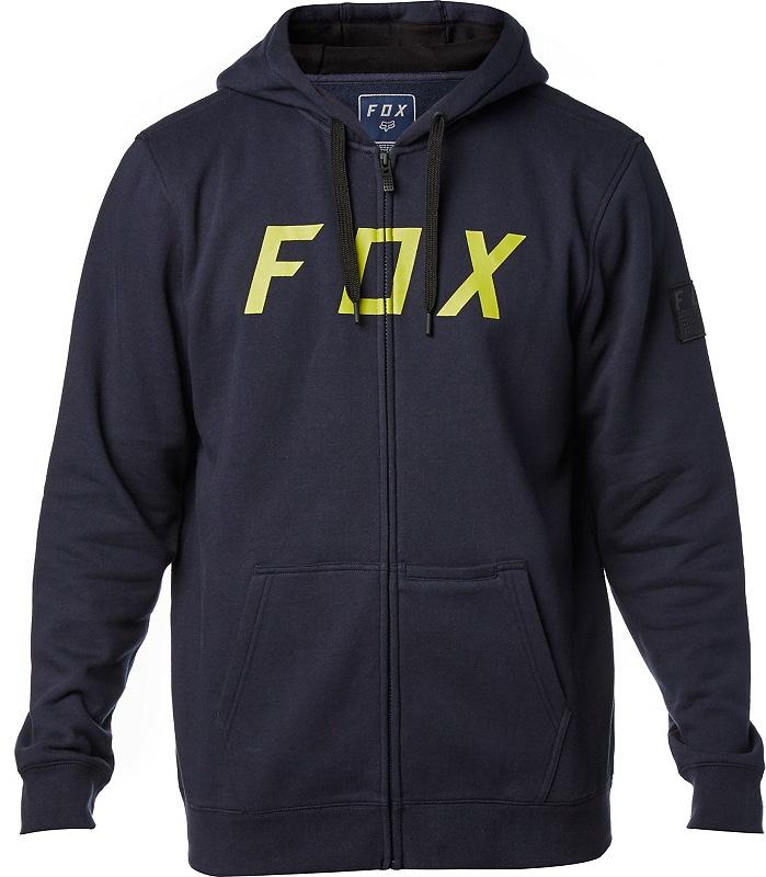 1bdebb1392a Fox District 2 Zip Fleece