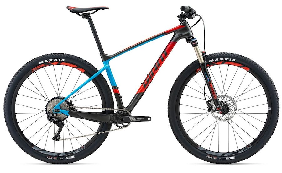 Giant XTC Advanced 29er 3 2018