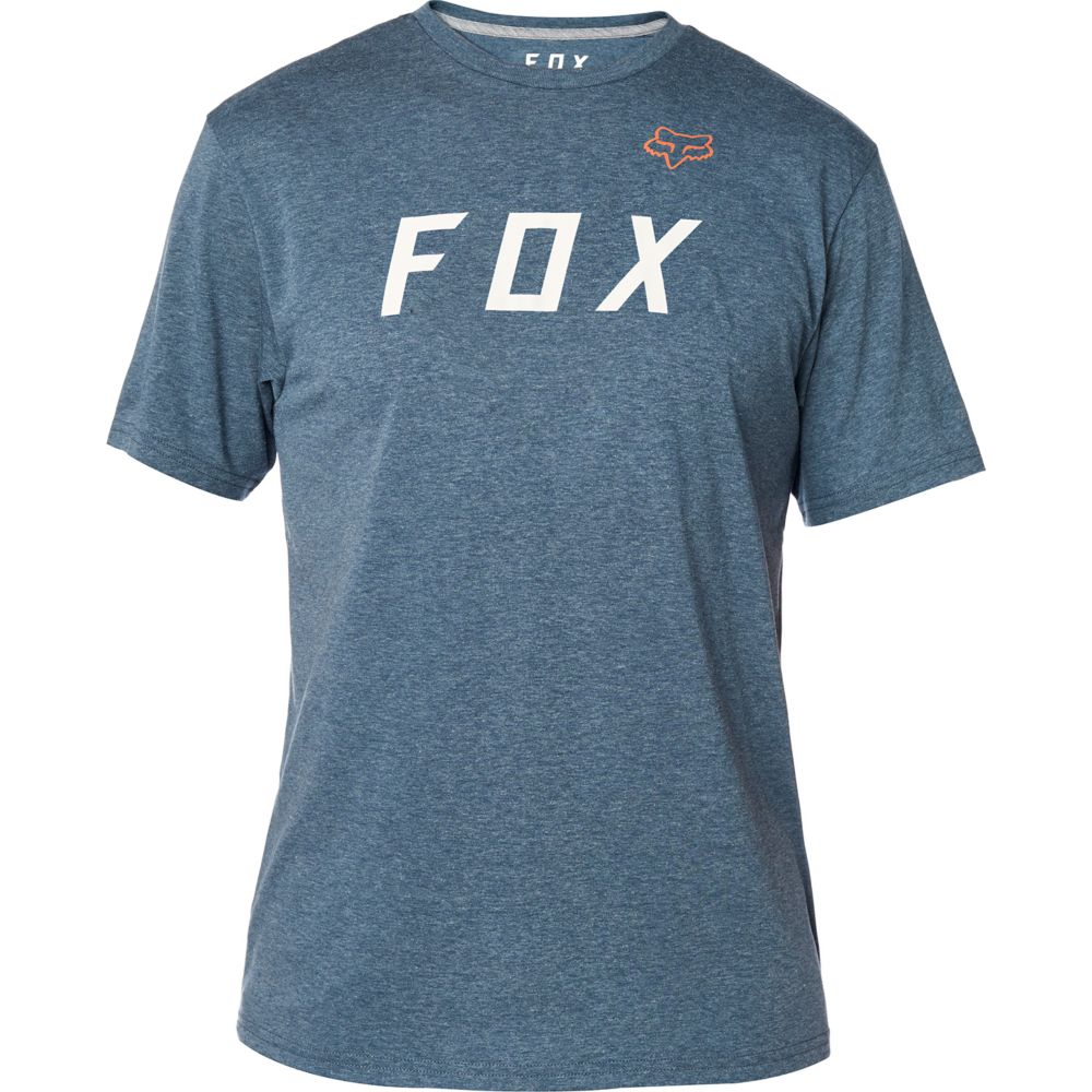 Fox Grizzled Tech Tee