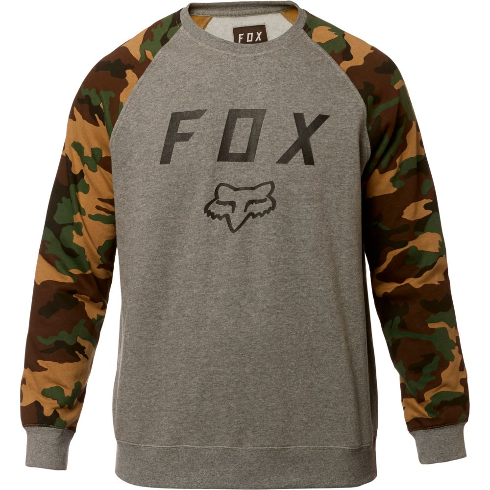 5d7975c95b53 Fox Legacy Crew Fleece