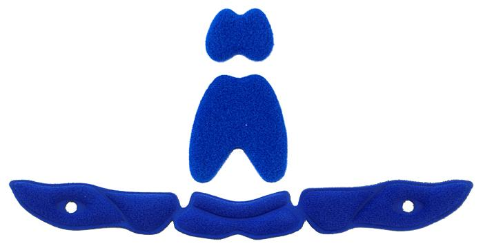 Bell Amigo Pad Kit (blue)