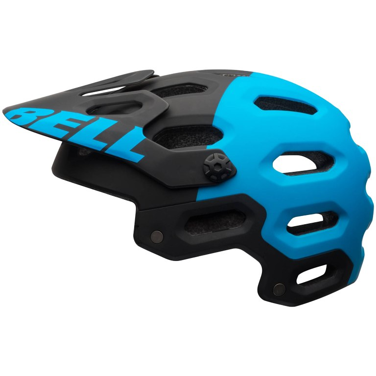 Bell Super 2 (blue/black)