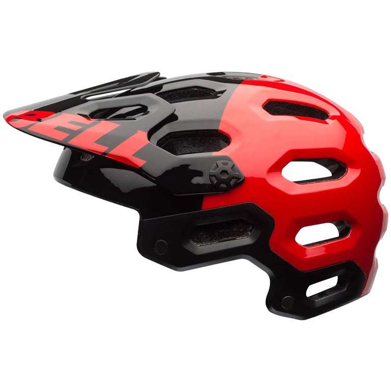 Bell Super 2 (red/black)