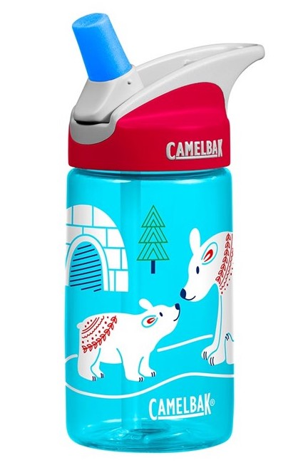 Camelbak Eddy Kids Polar Bear Family Bottle