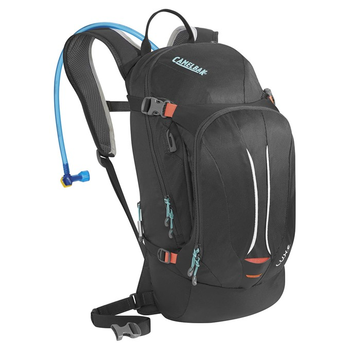 Camelbak Luxe (charcoal/fiery coral)