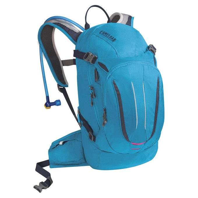 Camelbak Luxe NV (atomic blue/black iris)