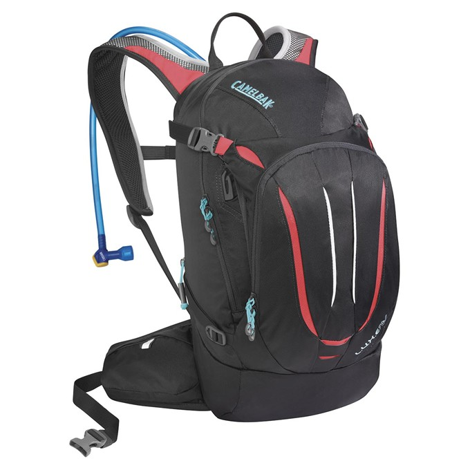 Camelbak Luxe NV (charcoal/fiery coral)