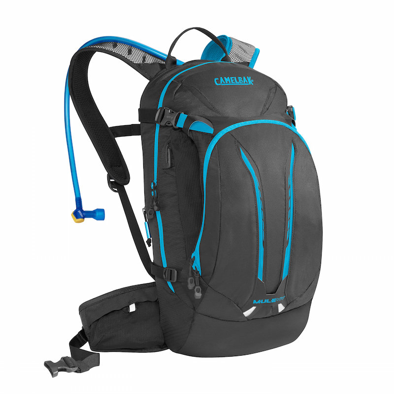 Camelbak Mule NV (charcoal/atomic blue)