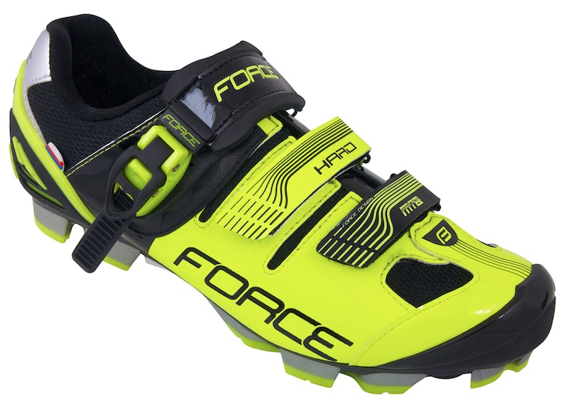 Force MTB Hard (black/fluo)