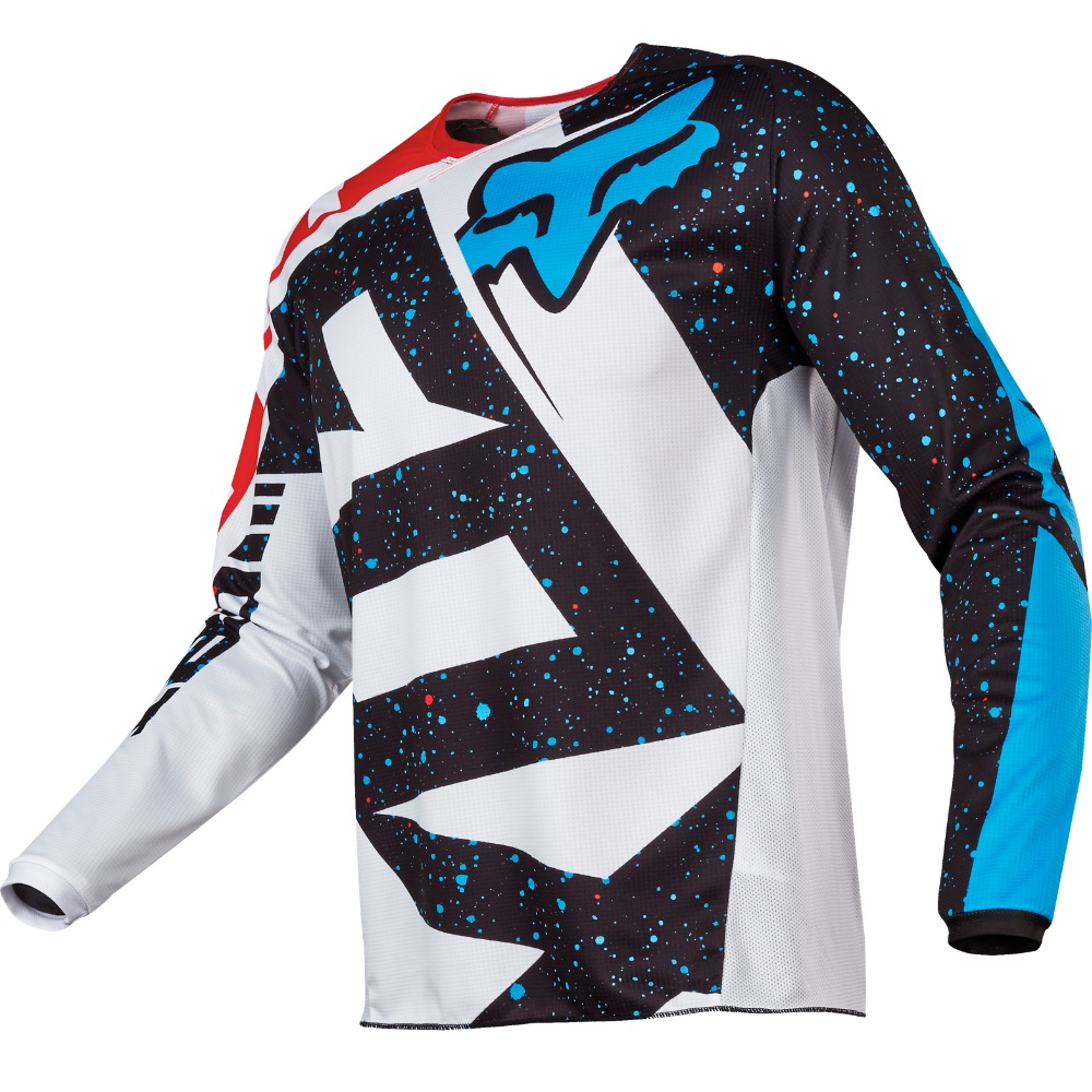 Fox 180 Nirv MX17 Jersey (red/white)