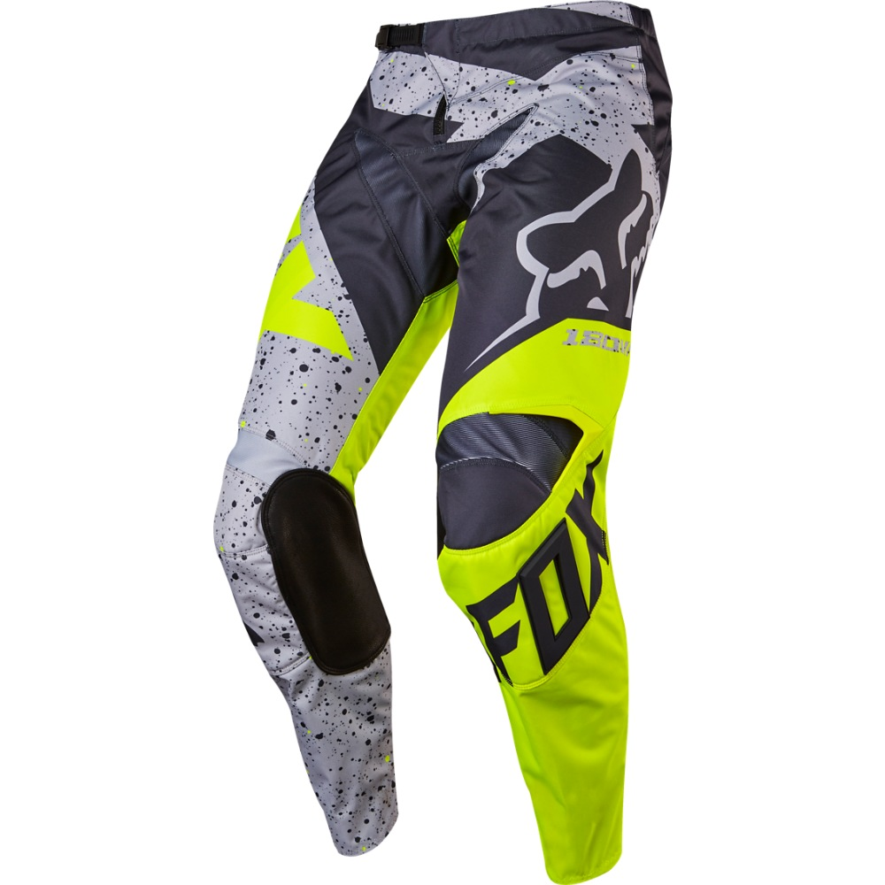 Fox 180 Nirv MX17 Pant (grey/yellow)