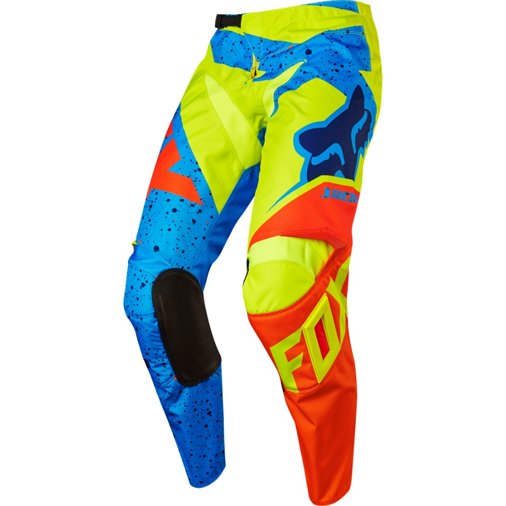 Fox 180 Nirv MX17 Pant (yellow/blue)