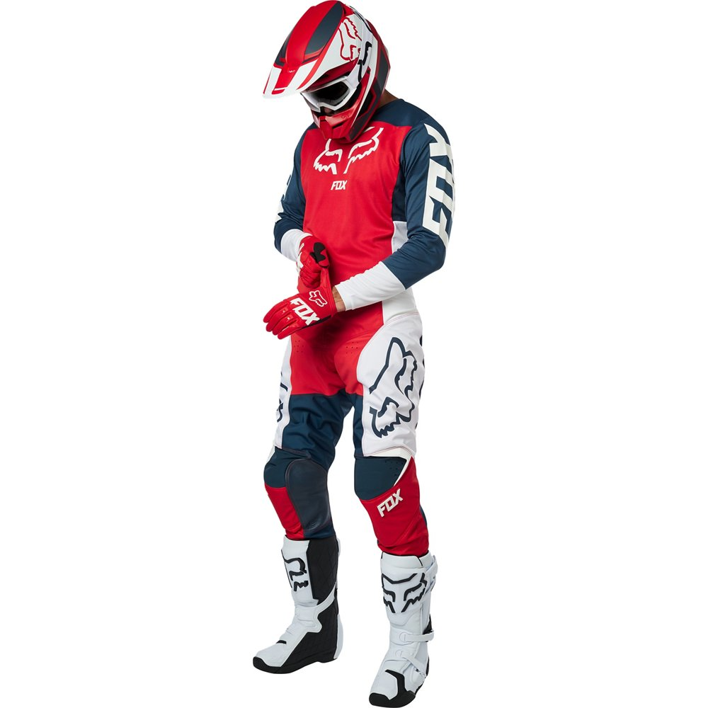 Fox 180 Przm MX19 Gear Set (navy/red)
