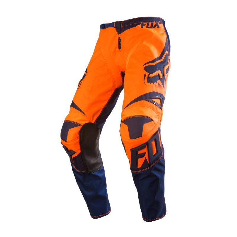 Fox 180 Race 16 Pant (orange/blue)