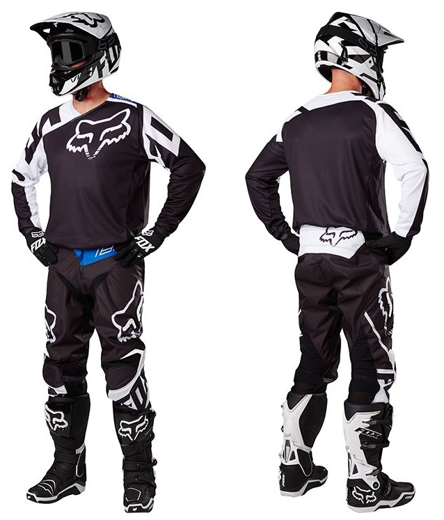 Fox 180 Race MX17 Gear Set (black)