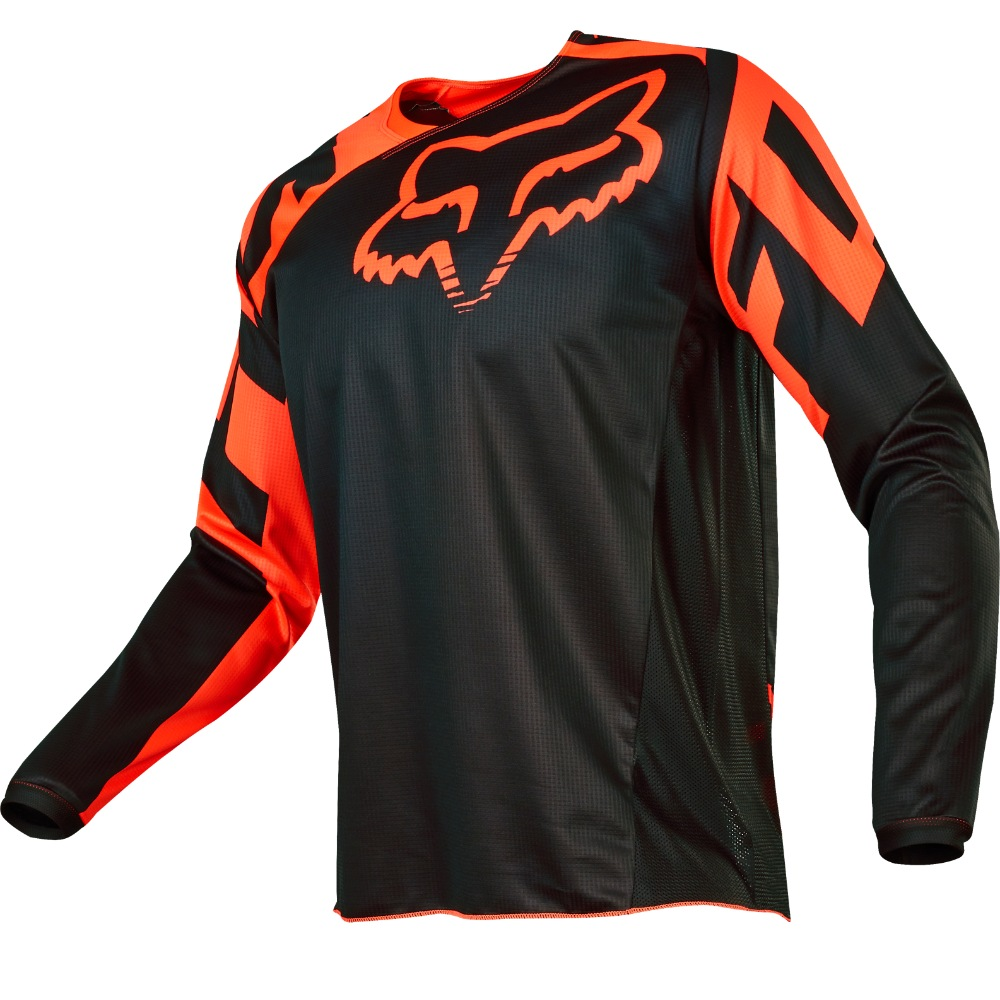 Fox 180 Race MX17 Jersey (orange)