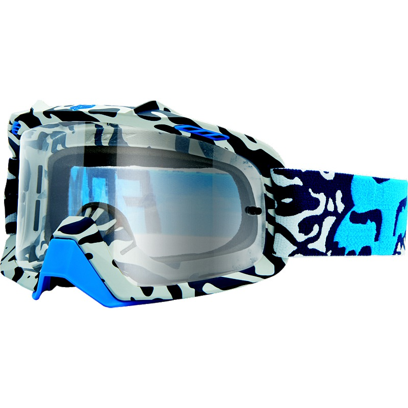 Fox Air Space Cauz Goggles (blue)
