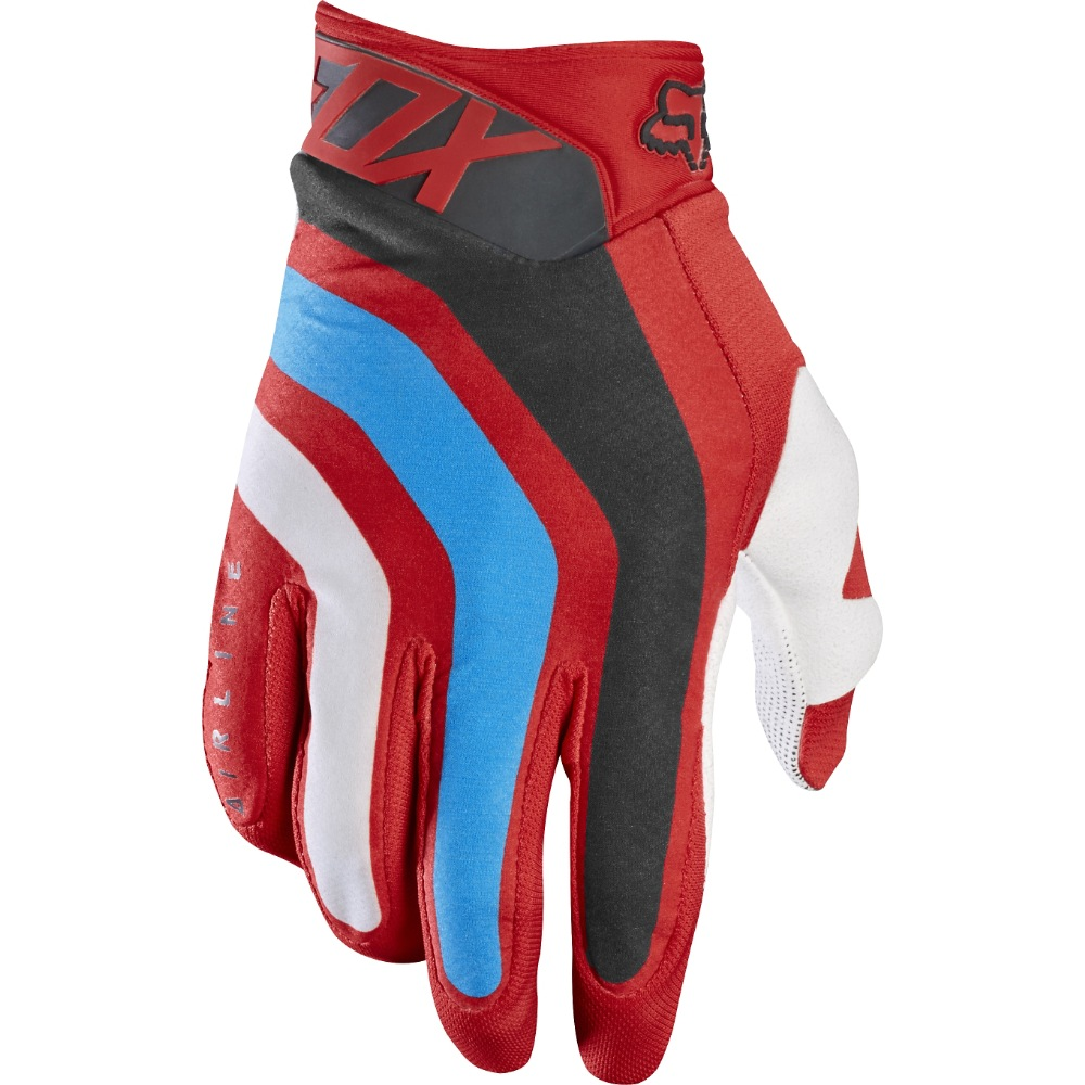 Fox Airline Seca MX17 Glove (red)