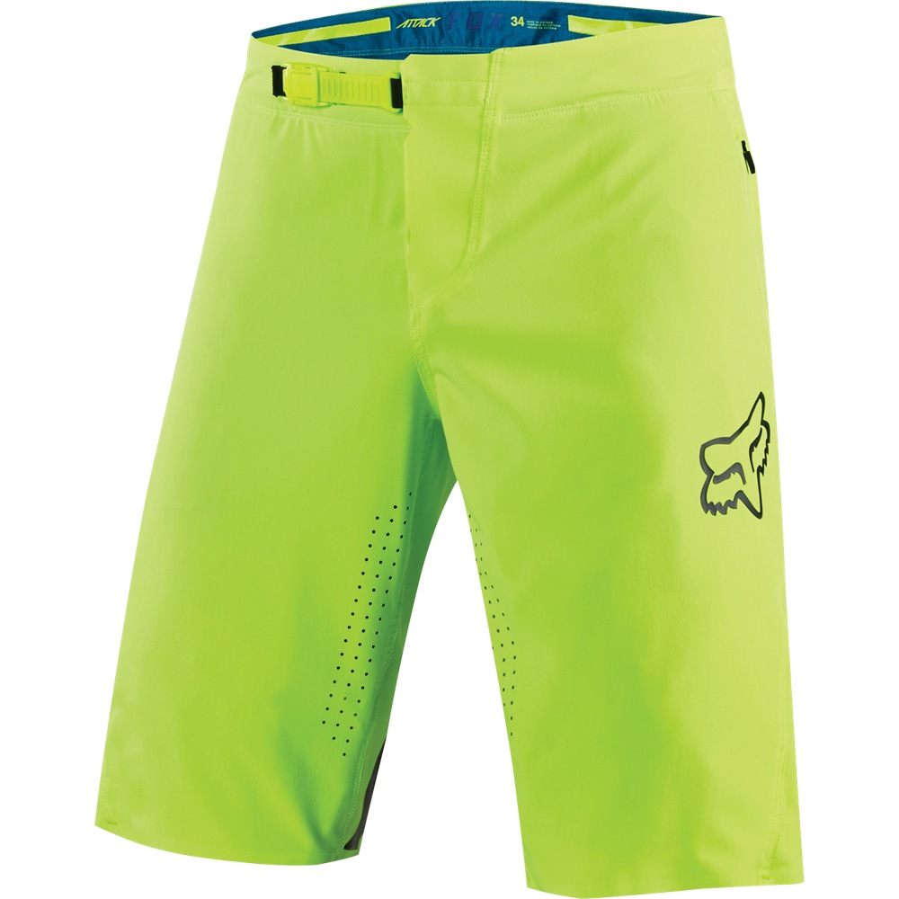 Fox Attack Short (fluo yellow) 16b123576e