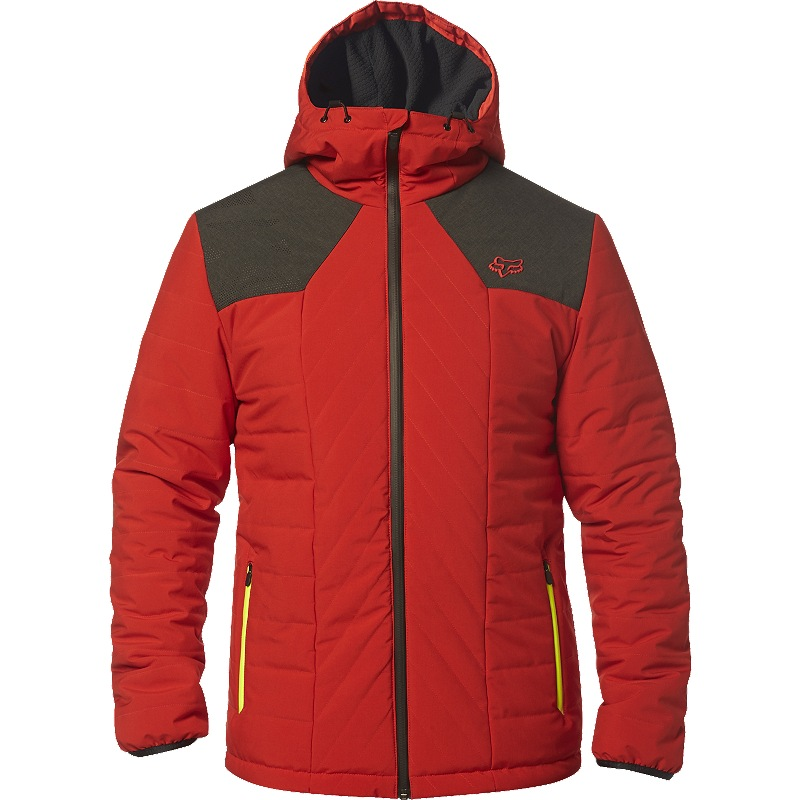 Fox Completion Jacket (flame red)