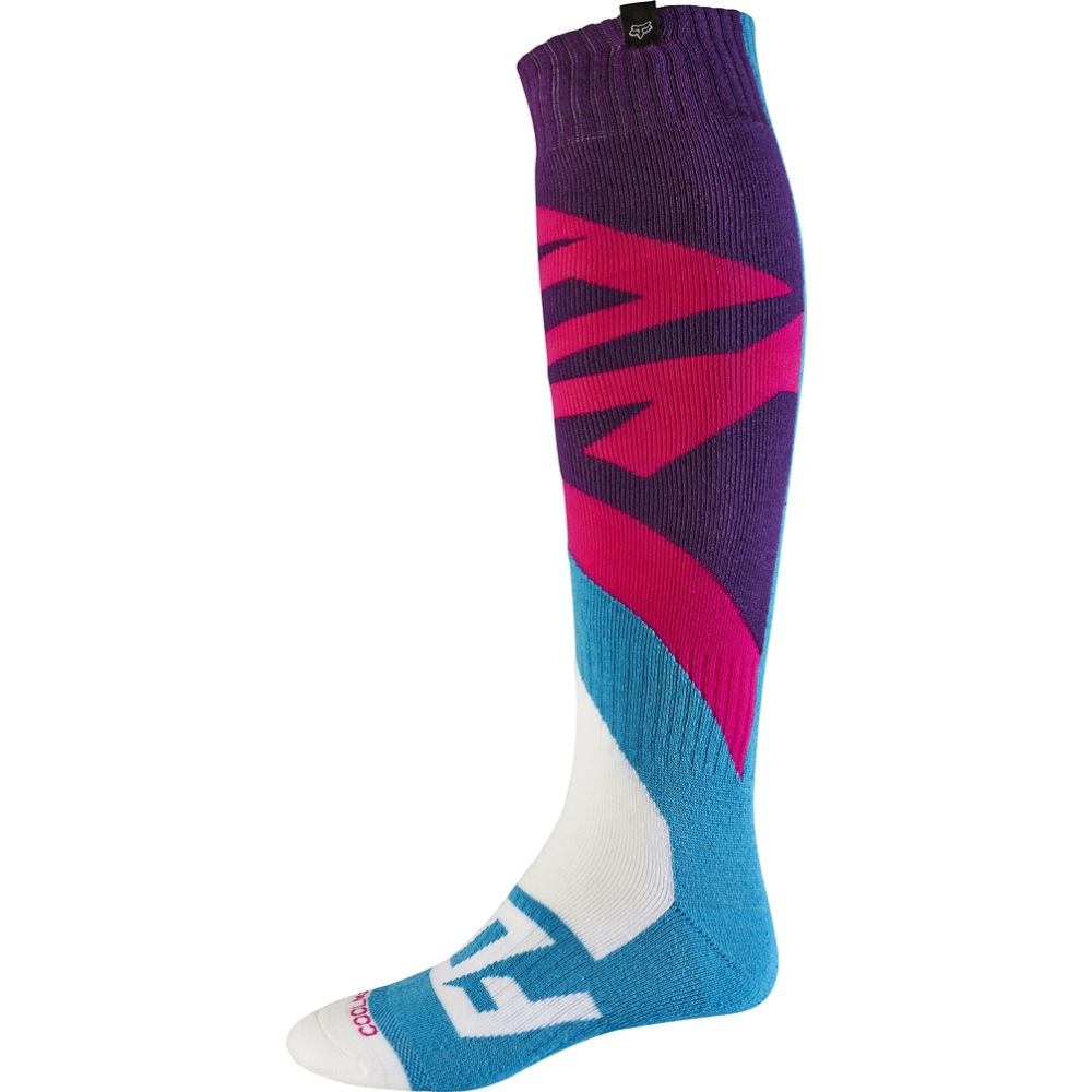 Fox Coolmax Creo MX17 Thick Sock (teal)