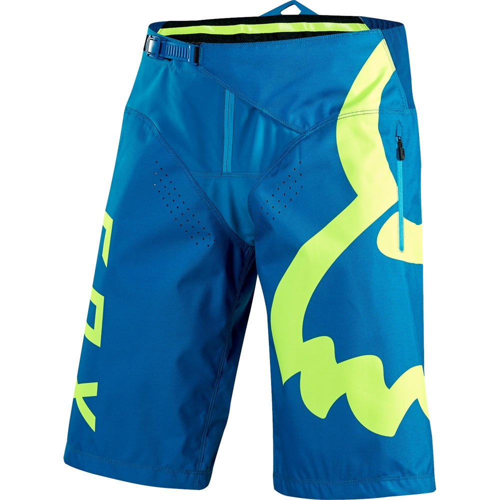Fox Demo Short (teal) 6024349ce6