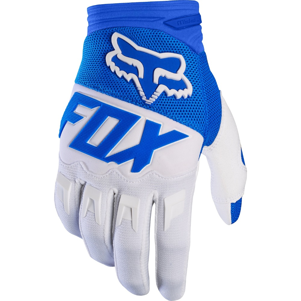 Fox Dirtpaw Race MX17 Glove (blue)