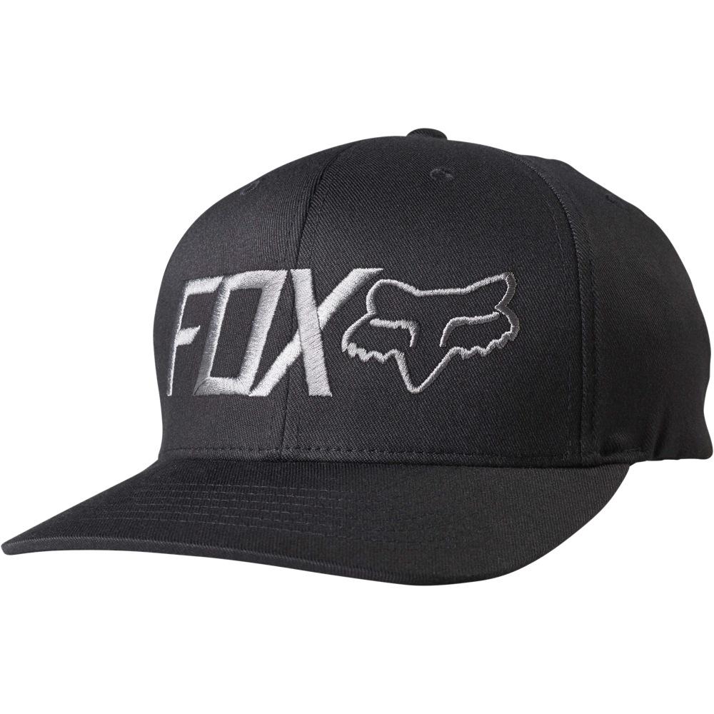 b1285f5f8dd Fox Draper Flexfit Hat (black)