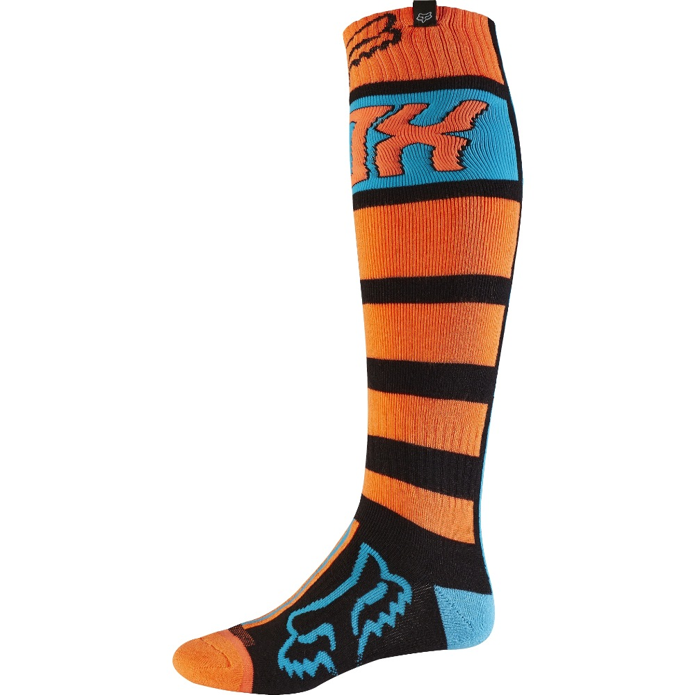 Fox FRI Falcon MX17 Thick Sock (black/orange)