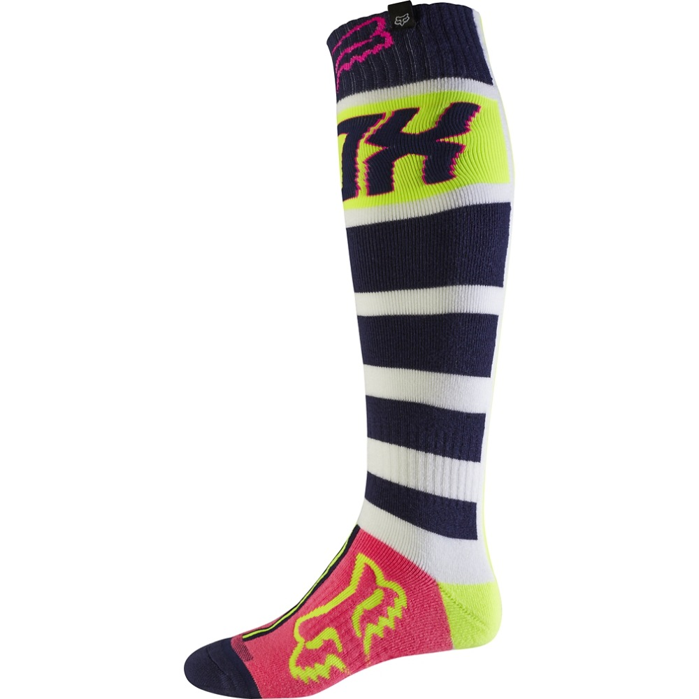 Fox FRI Falcon MX17 Thick Sock (navy/white)