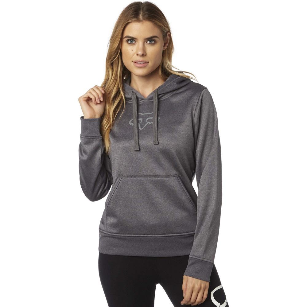 Fox Girls Sharped Pullover Hoody (heather grey) 49a1ca5c4b