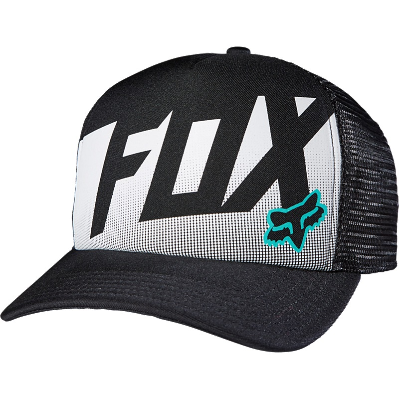 Fox Girls Symbolic Trucker