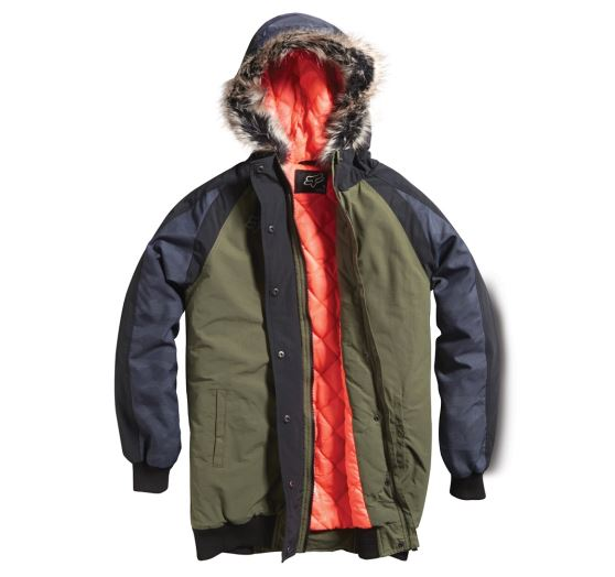 Fox Jetstream Coat