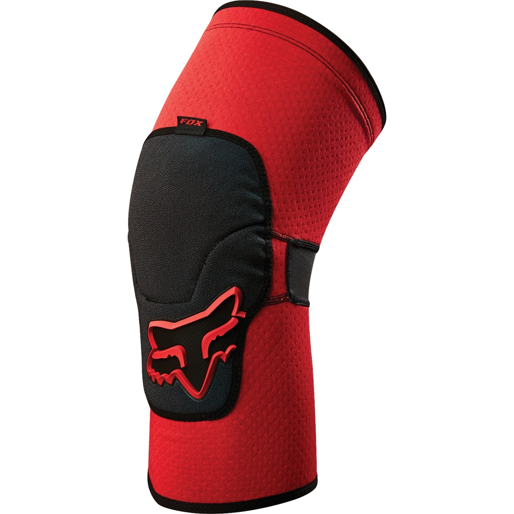 Fox Launch Enduro Elbow Pad (red)