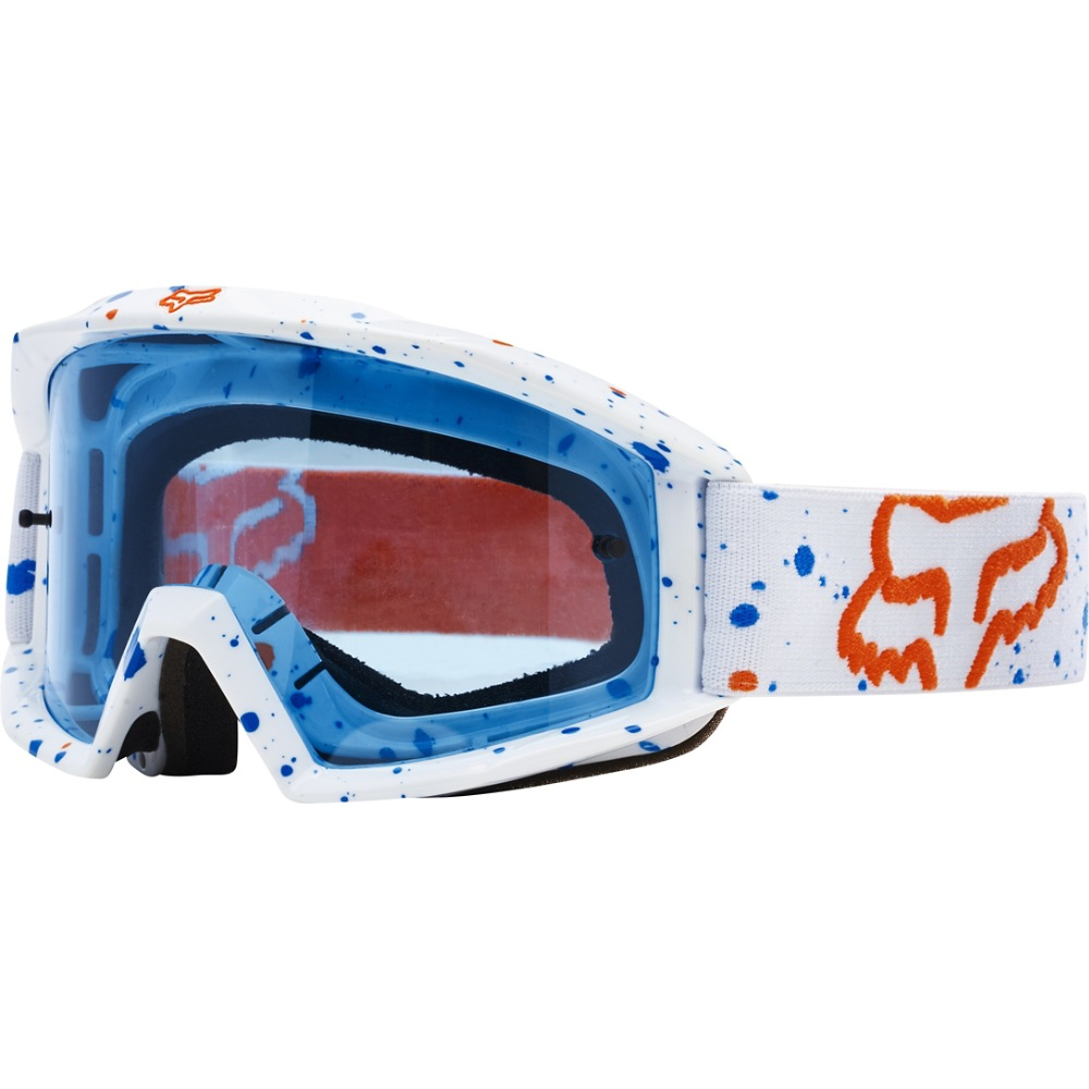 Fox Main Nirv MX17 Goggles (white)