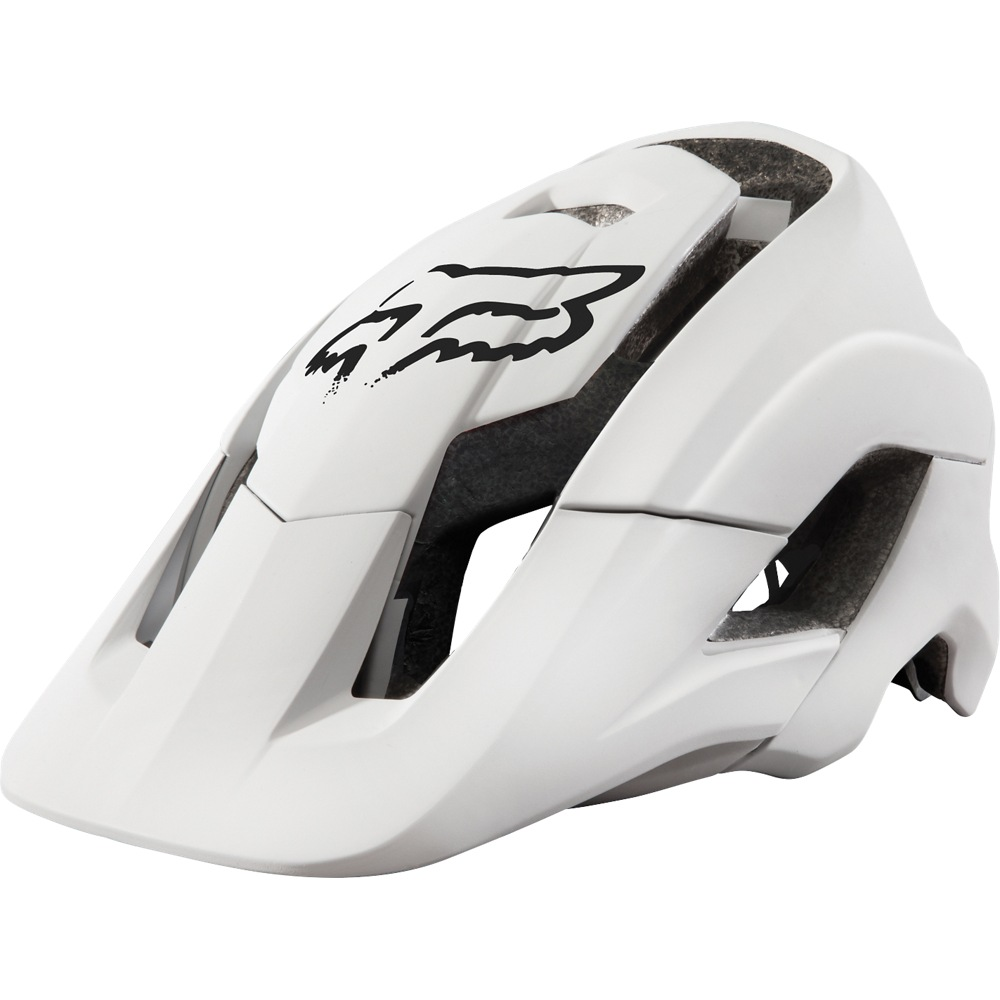 Fox Metah Solids Helmet (white)