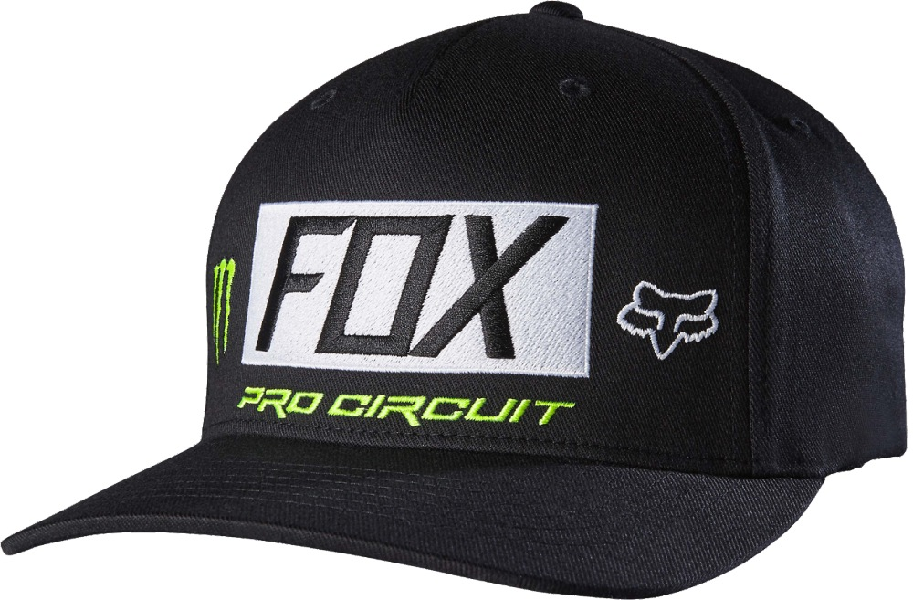 Fox Monster Paddock Flexfit Hat