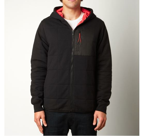 Fox Patrol Zip Fleece