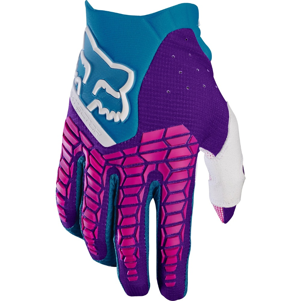 Fox Pawtector Race MX17 Glove (teal)
