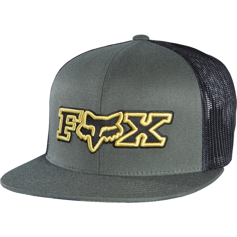 Fox Supplement Snapback Hat
