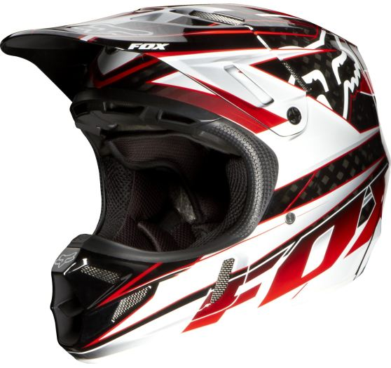 Fox V4 Race 14 Helmet