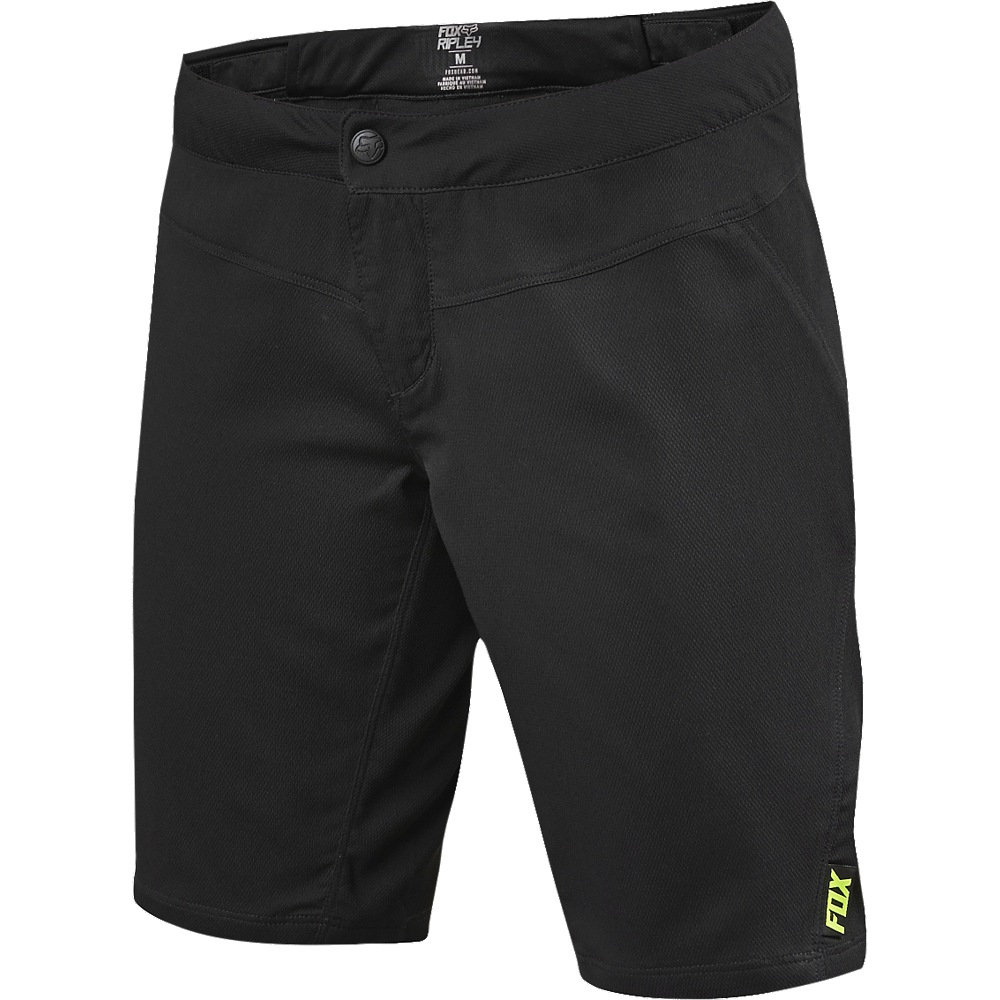Fox Womens Ripley Short (charcoal)