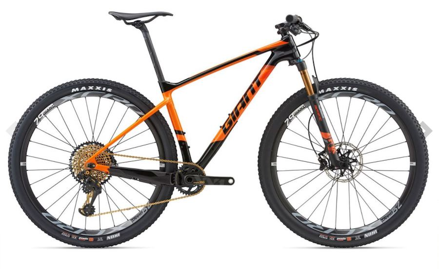 Giant XTC Advanced 29er 0 2018